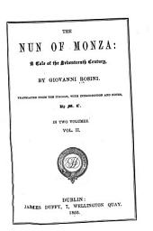 The nun of Monza: a tale of the seventeenth century ...
