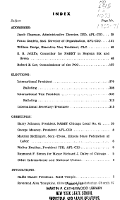Proceedings of the ... International Constitutional Convention of the National Association of Broadcast Employees and Technicians, AFL-CIO, CLC.