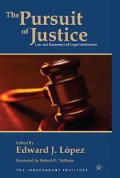 The Pursuit Of Justice Book PDF