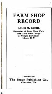 Farm Shop Record