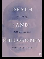 Death and Philosophy PDF
