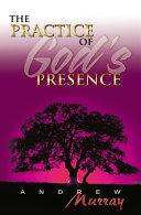 The Practice of God s Presence PDF