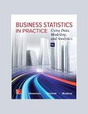Business Statistics in Practice PDF