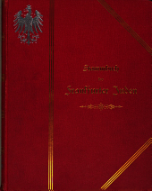 Stammbuch der Frankfurter Juden: Geschichtliche Mitteilungen über die Frankfurter jüdischen Familien von 1349-1849, nebst einem Plane der Judengasse