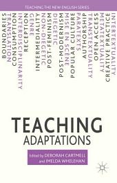 Teaching Adaptations
