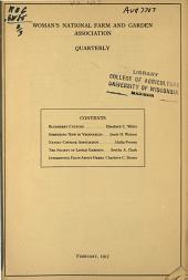 Quarterly: Volume 3, Issue 3