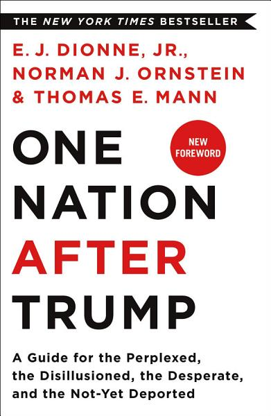 Download One Nation After Trump Book