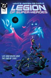 Legion of Super-Heroes (1984-) #50