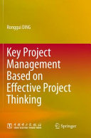 Key Project Management Based on Effective Project Thinking PDF