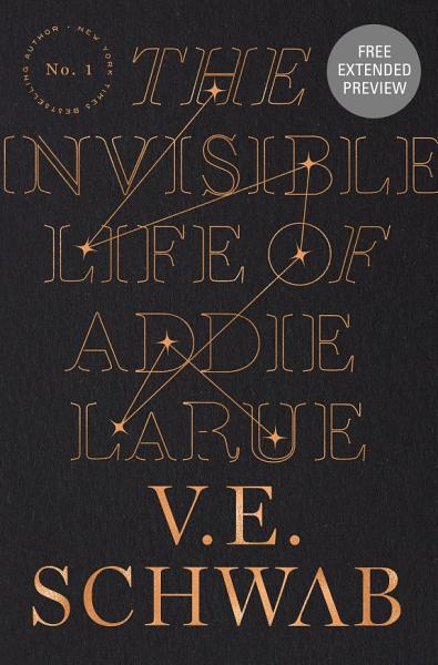 Download The Invisible Life of Addie LaRue Sneak Peek Book