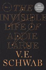 The Invisible Life of Addie LaRue Sneak Peek