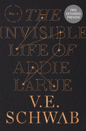 The Invisible Life of Addie LaRue Sneak Peek