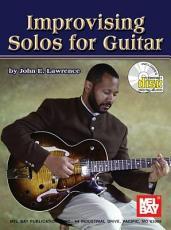 Improvising Solos for Guitar PDF