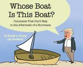 Whose Boat Is This Boat?:Comments That Don't Help in the Aftermath of a Hurricane