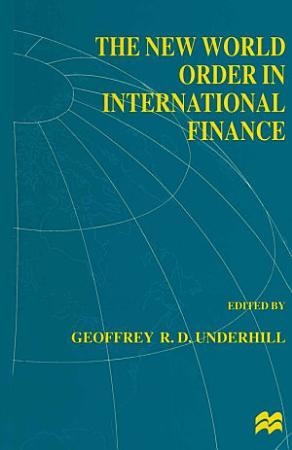 The New World Order in International Finance PDF