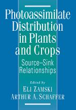 Photoassimilate Distribution Plants and Crops Source-Sink Relationships