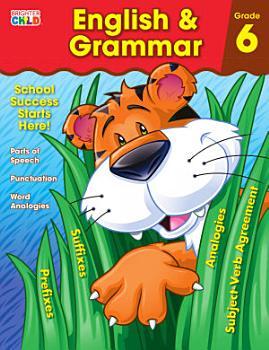 English   Grammar Workbook  Grade 6 PDF