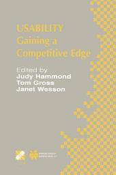 Usability: Gaining a Competitive Edge