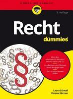 Recht f  r Dummies PDF
