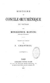 Histoire du concile oecuménique du Vatican