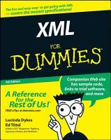 XML For Dummies PDF