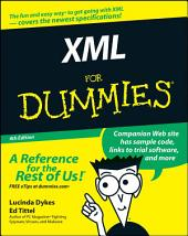 XML For Dummies: Edition 4