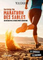 Surviving the Marathon Des Sables PDF