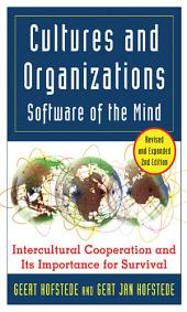 Cultures and Organizations: Software for the Mind: Edition 2