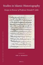 Studies in Islamic Historiography