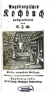 Augsburgisches Kochbuch