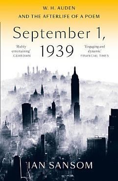 September 1  1939  A Biography of a Poem PDF