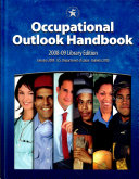 Occupational Outlook Handbook 2008-2009 (Clothbound)