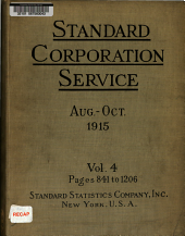 Standard Corporation Service, Daily Revised