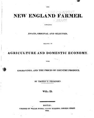 New England Farmer