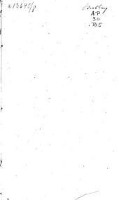 Berlinisches archiv der zeit und ihres geschmacks ...
