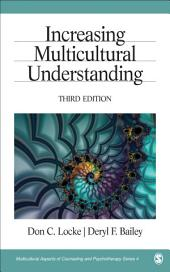 Increasing Multicultural Understanding: Edition 3