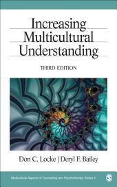 Increasing Multicultural Understanding: Edition 3