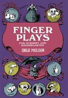 Finger Plays for Nursery and Kindergarten PDF