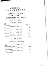 Dell'Origine, Progressi E Stato Attuale D'Ogni Letteratura: Contenente ... Delle Scienze Naturali ; pt. 2, Volume 5