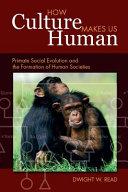 How Culture Makes Us Human PDF