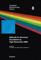 Methods for Structure Elucidation by High-Resolution NMR: Applications to Organic Molecules of Moderate Molecular Weight