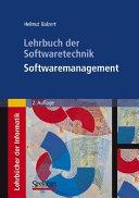 Lehrbuch der Softwaretechnik  Softwaremanagement PDF