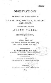 Observations on several parts of the countries of Cambridge, Norfolk, Suffolk, and Essex