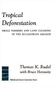 Tropical Deforestation PDF