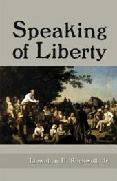 Speaking of Liberty