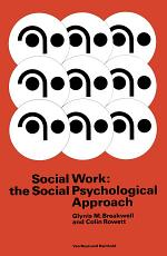 Social Work: the Social Psychological Approach