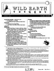 Wild Earth PDF
