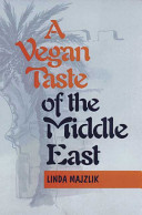 A Vegan Taste of the Middle East Book
