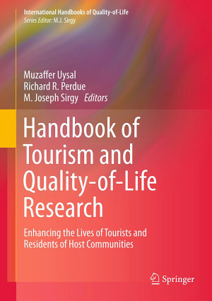 Handbook of Tourism and Quality of Life Research PDF