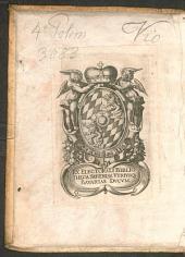 De divina Institutione Pontificatus Romani Pontificis super totam ecclesiam a Christo in Petro